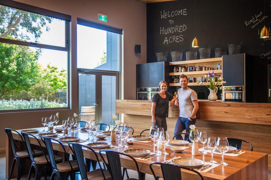 Dining options on the Cradle Coast in Tasmania