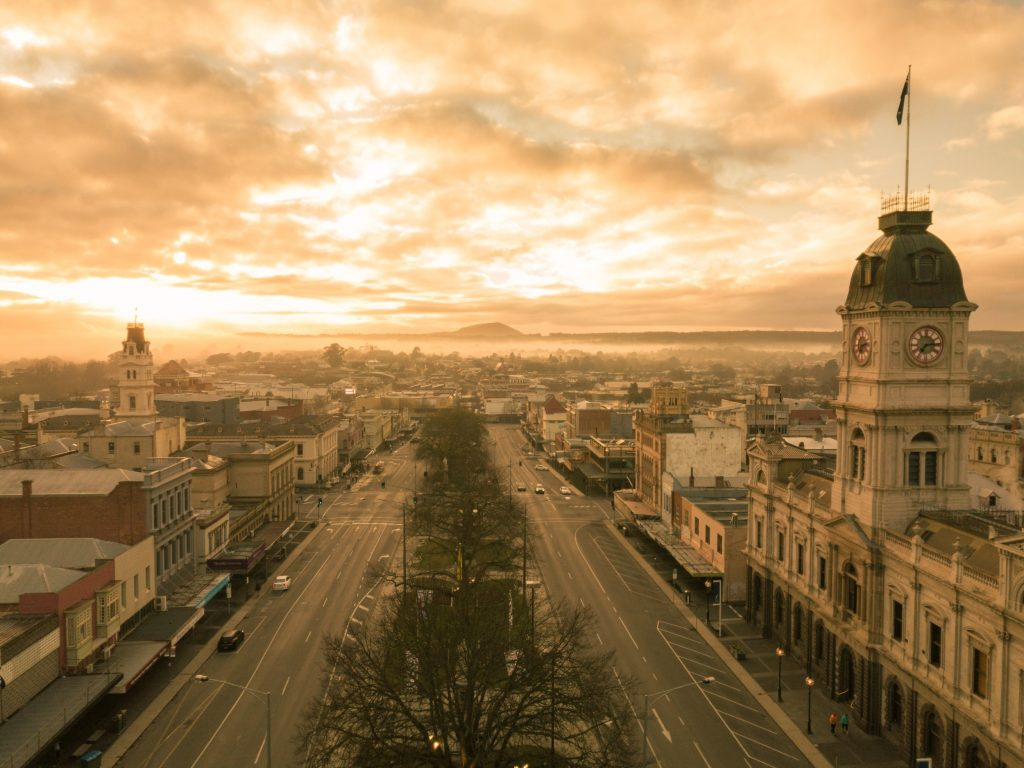 The Australian Regional Tourism Convention will be held in Ballarat in 2020